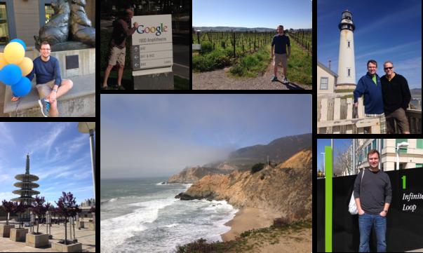 CA collage