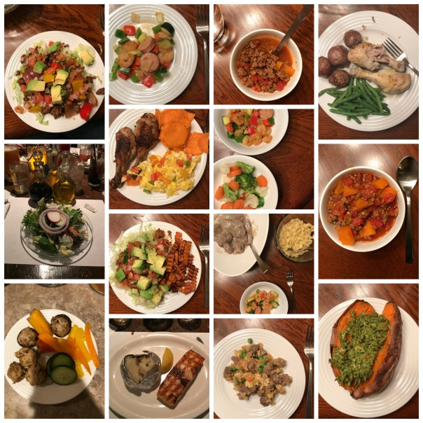 W30 dinner